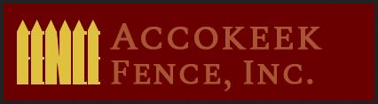 Accokeek Fence Company Inc logo